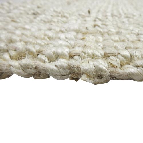 Bleached White Watson Hand-Woven Jute Indoor/Outdoor Rug