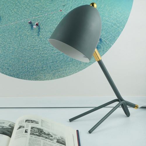 Temple & Webster Dylan Metal Desk Lamp