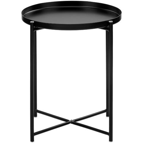 Maximus Steel Side Table
