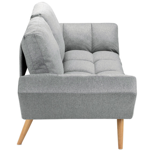 Urban 2.5 Seater Upholstered Click Clack Sofa Bed