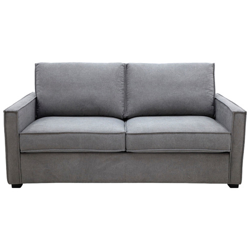 Temple & Webster Storm Maxi 2.5 Seater Upholstered Sofa Bed