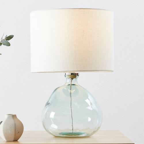Valencia Glass Table Lamp
