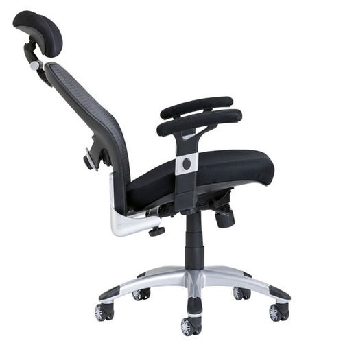 Deluxe Mesh Ergonomic Office Chair with Headrest