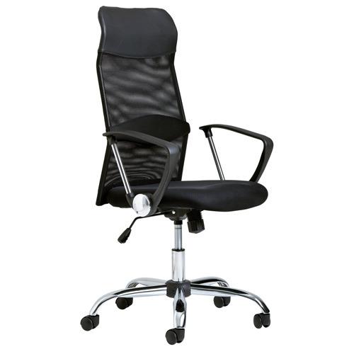 Mesh Ergonomic Office Chair High Back Black