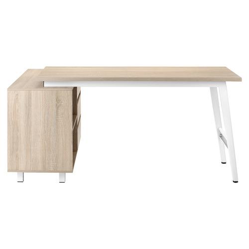 Dwight Desk with Left Return