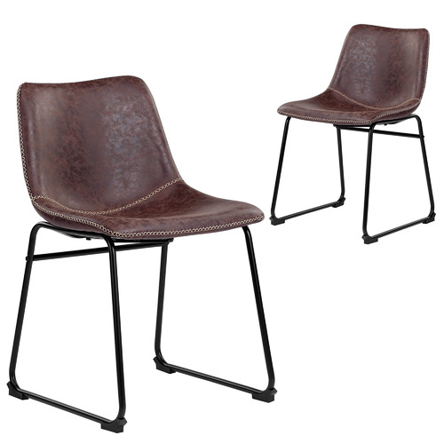Phoenix Vintage-Style Dining Chairs