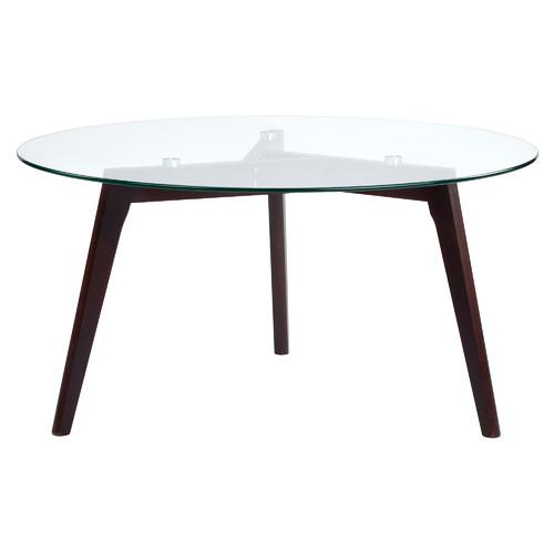 Stad Glass Top Coffee Table