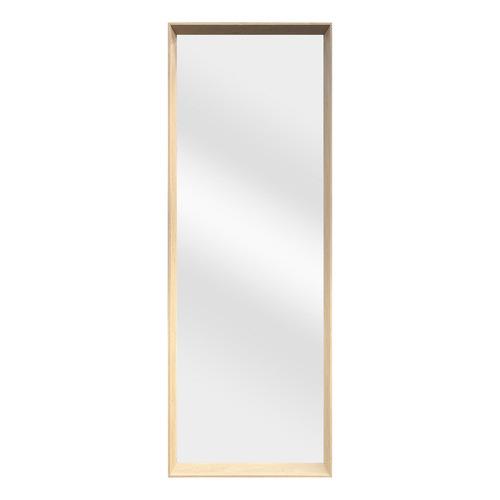 Blonde Block Full Length Mirror