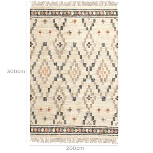 Sahara Hand-Woven Rug