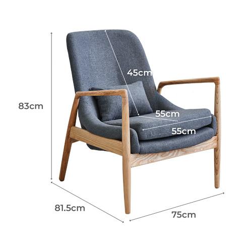 Modern Lucas Armchair
