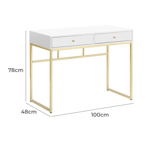 Monroe-Gold-Office-Desk