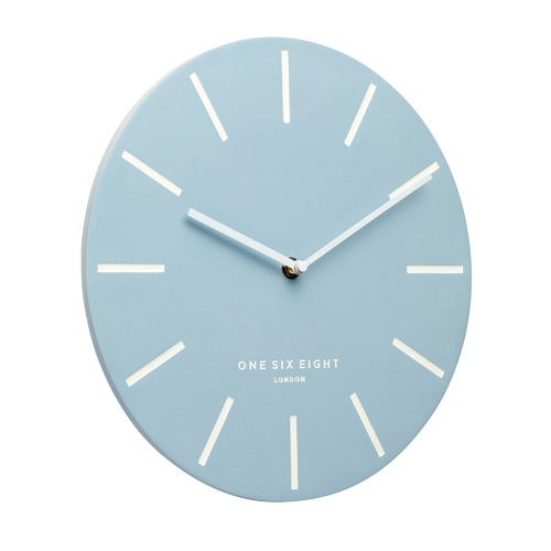 One Six Eight London 30cm Chloe Small Silent Wall Clock 30 cm