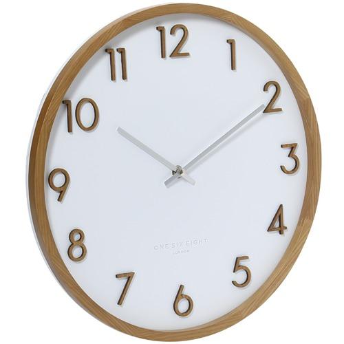 Scarlett Silent Wall Clock