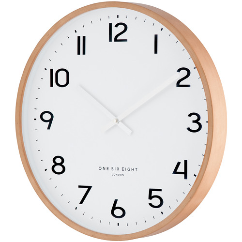 Olivia Silent Wall Clock