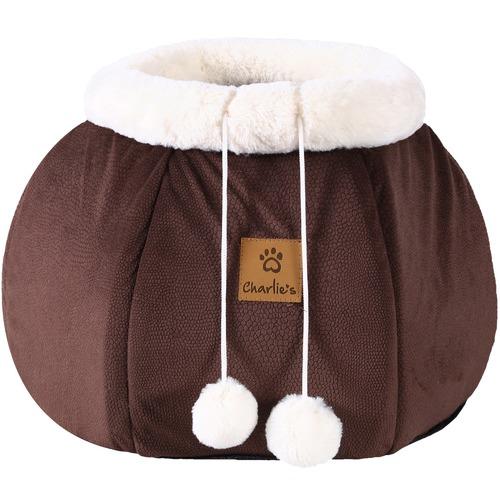 Charlies Pet Product Fleece Cat Pouch