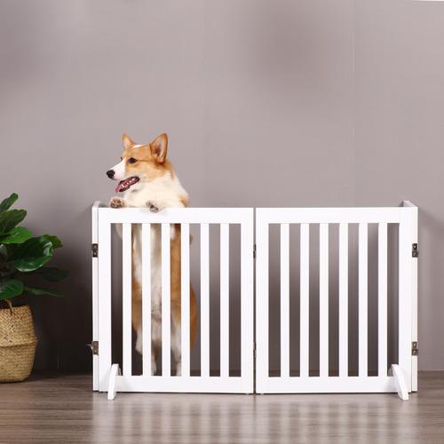 Charlies Pet Product Charlie's 4 Panel Pet Gate