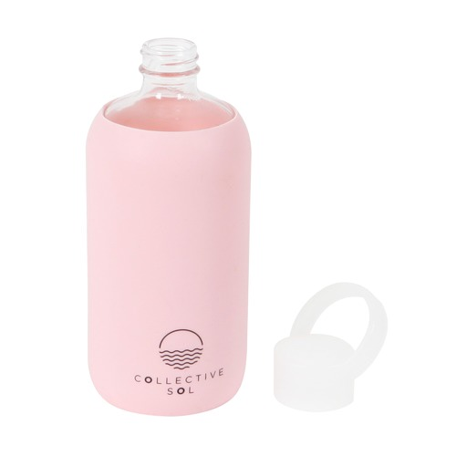 Collective Sol Sustainable Glass Acqua Water Bottle
