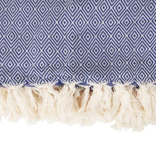 Collective Sol Moroccan Queen Cotton Throw