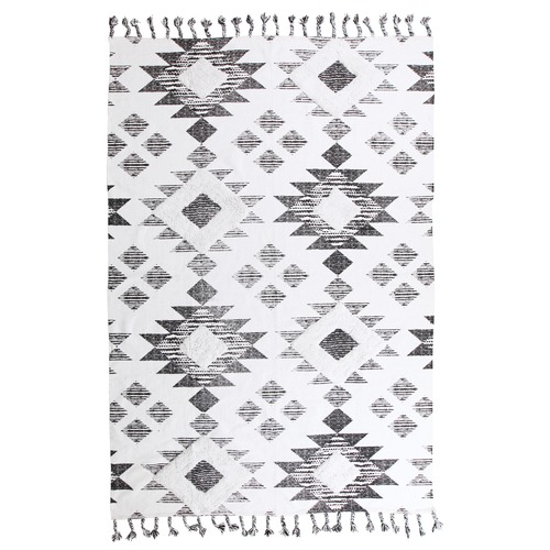 Collective Sol Traditional Tufted Cotton Rug