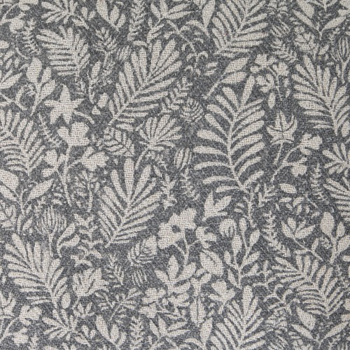 Square Lola Summer Vintage Printed Cotton Cushion