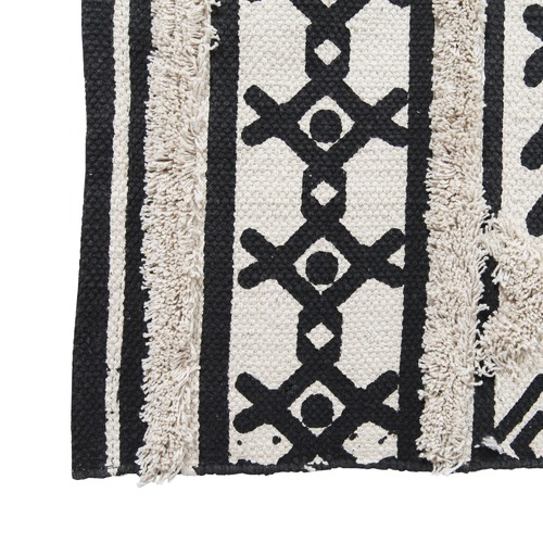 Collective Sol Modern Picasso Cotton Tufted Rug