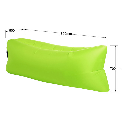Collective Sol Plain Inflatable Air Lounger