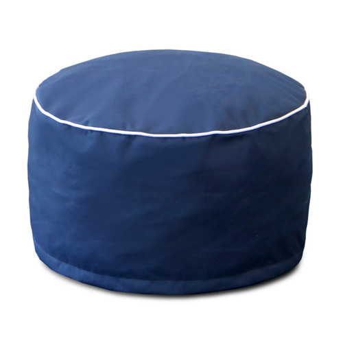 Luxury Round Ottoman Outdoor Cover