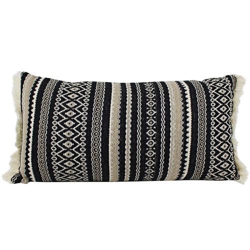 Odyssey Living Indiana Boho Rectangular Cushion