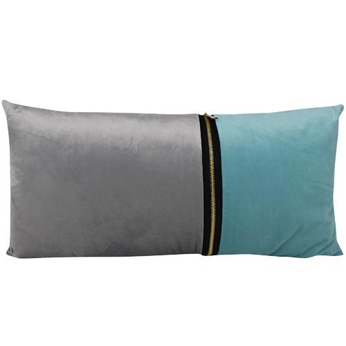 Odyssey Living Vivian Rectangular Velvet Cushion