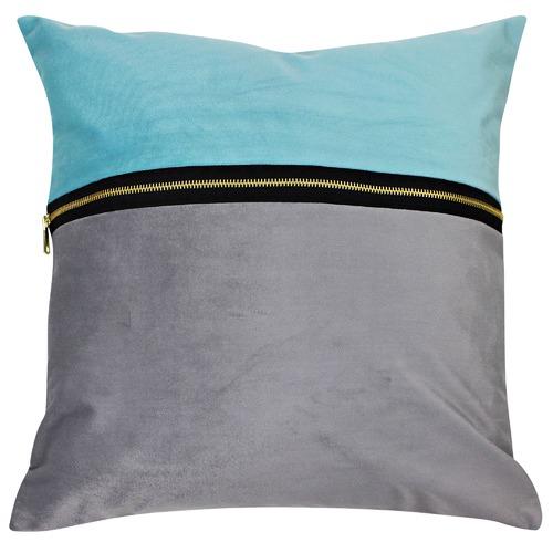 Odyssey Living Vivian Square Velvet Cushion