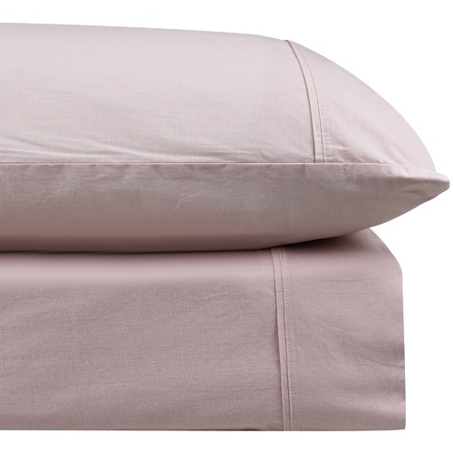 Odyssey Living Vintage Washed Cotton Sheet Set