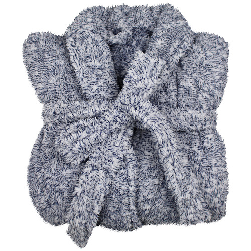 Odyssey Living Marle Textured Sherpa Bath Robe