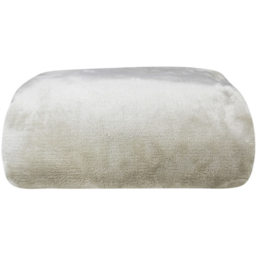 Odyssey Living Solid Olivia Super Soft Blanket