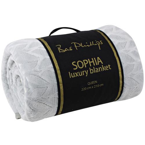 Odyssey Living Botanical Sophia Blanket