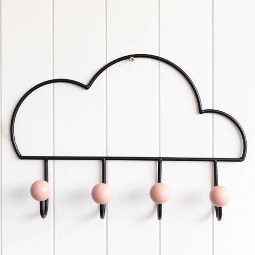 Sunday Homewares Cloud Metal Wall Hooks