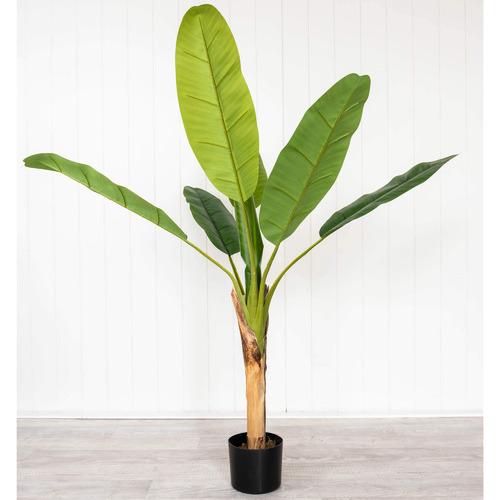 Sunday Homewares Potted Faux Banana Tree