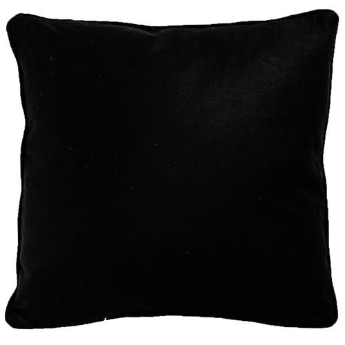 Sunday Homewares Elvis The Black Cockatoo Artist Lab Cotton-Blend Cushion