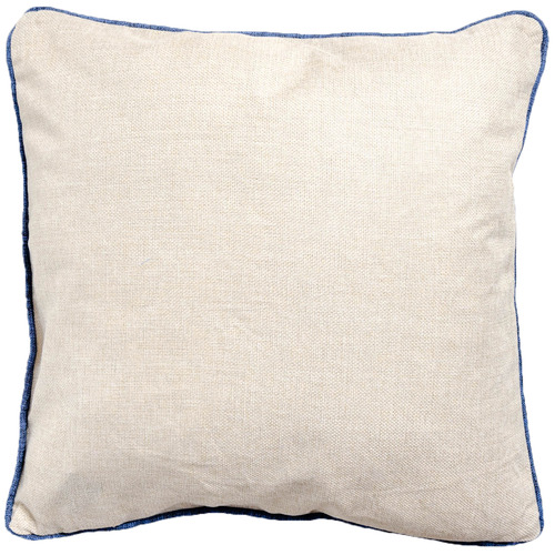 Sunday Homewares Lion Artist Lab Cotton-Blend Cushion