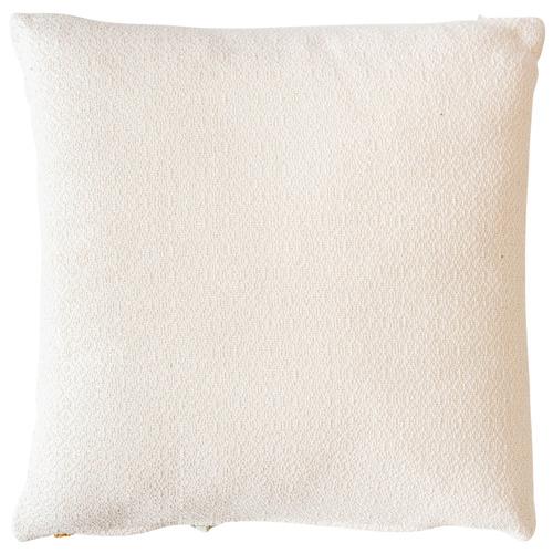 Sunday Homewares Embroidered Viti Cotton Cushion