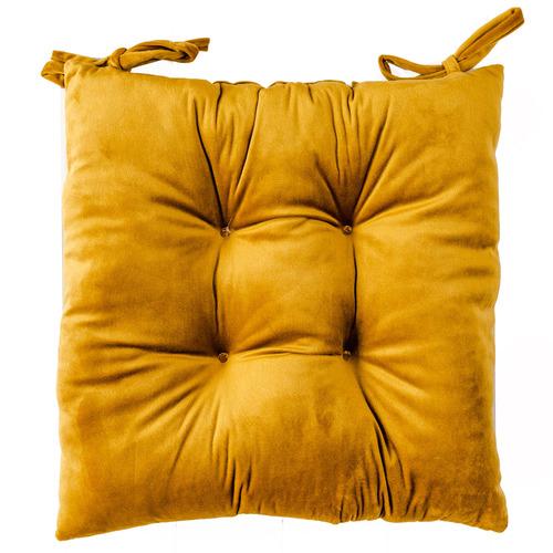 Sunday Homewares Velvet Chair Pad