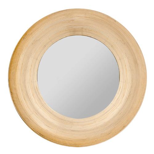 Sunday Homewares Nora Bamboo Wall Mirror