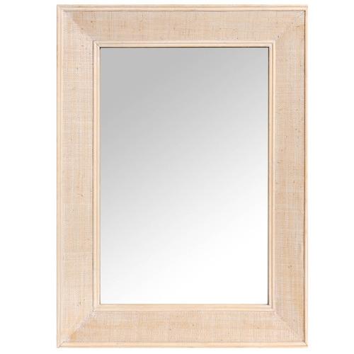 Sunday Homewares Layla Rattan Wall Mirror