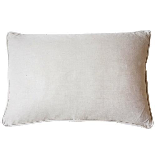 Sunday Homewares Kosmas Linen Rectangular Cushion