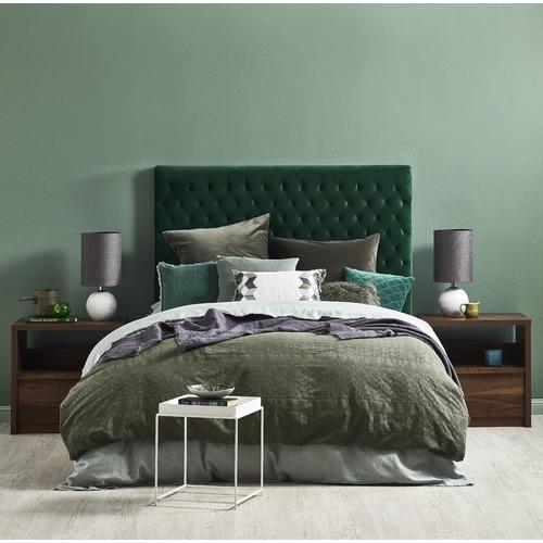 Radisson Home King Velvet Luxe Bedhead