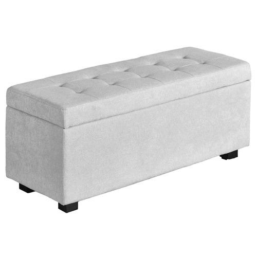 Radisson Home Paddington Upholstered Storage Ottoman