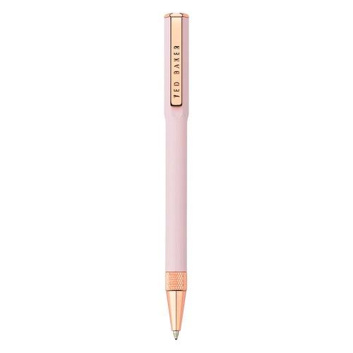 Ted Baker London Pink Quartz Ballpoint Pen