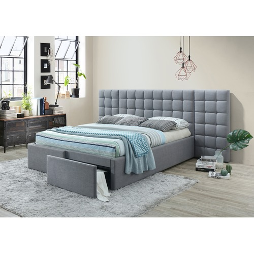 Penguin Bedding Wolf Grey Ravello Premium Storage Bed