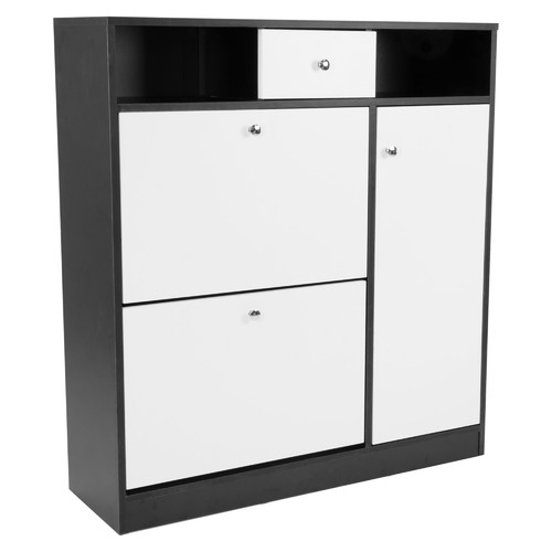 KHome Collection Izabella Shoe Storage Cabinet