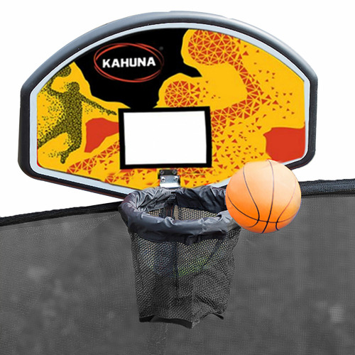 KHome Collection 14ft Kahuna Oval Trampoline