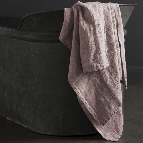 In the Sac Jacquard Linen Bath Towel